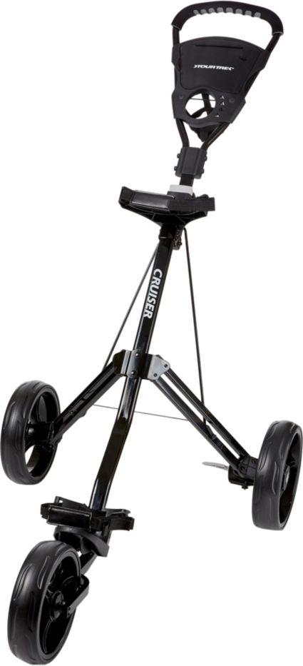 TourTrek 2018 Cruiser 3-Wheel Push Cart