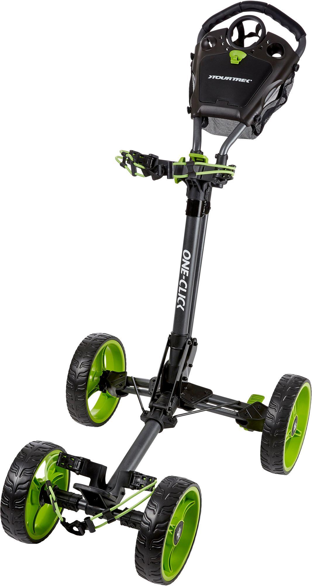 Push Golf Carts - Tour Trek 2018 One-Click
