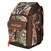 Igloo RealTree Gizmo 32 Can Backpack Cooler