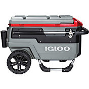 Igloo Trailmate LiddUp 70 Quart Rolling Cooler