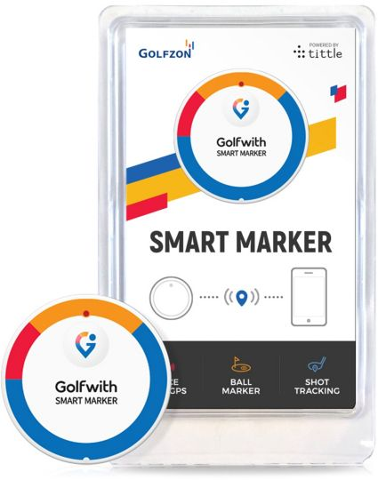 Golfwith Smart Marker Voice Golf GPS