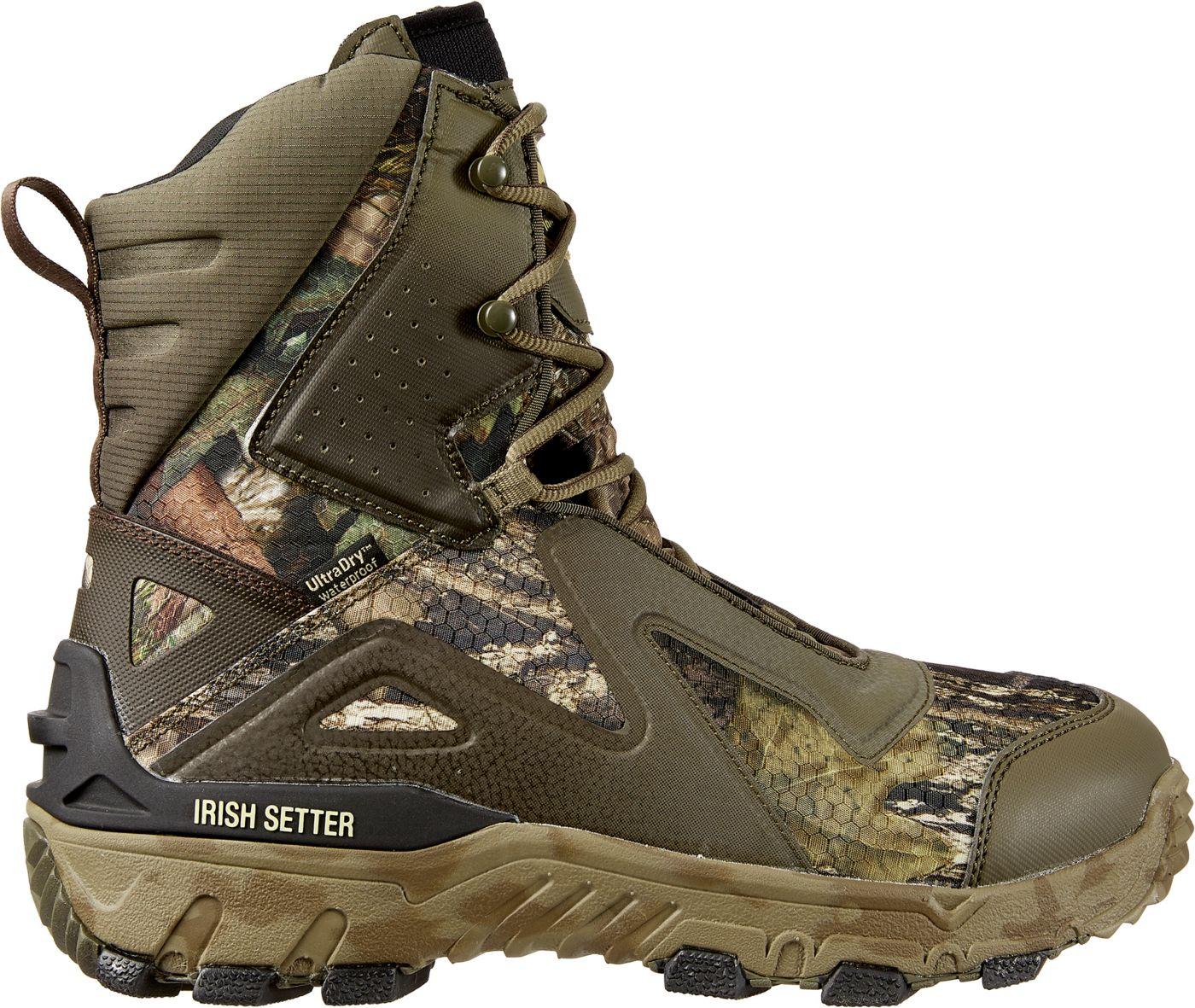 Irish Setter Men's VaprTrek LS 800g Realtree Xtra Waterproof Field Hunting Boots