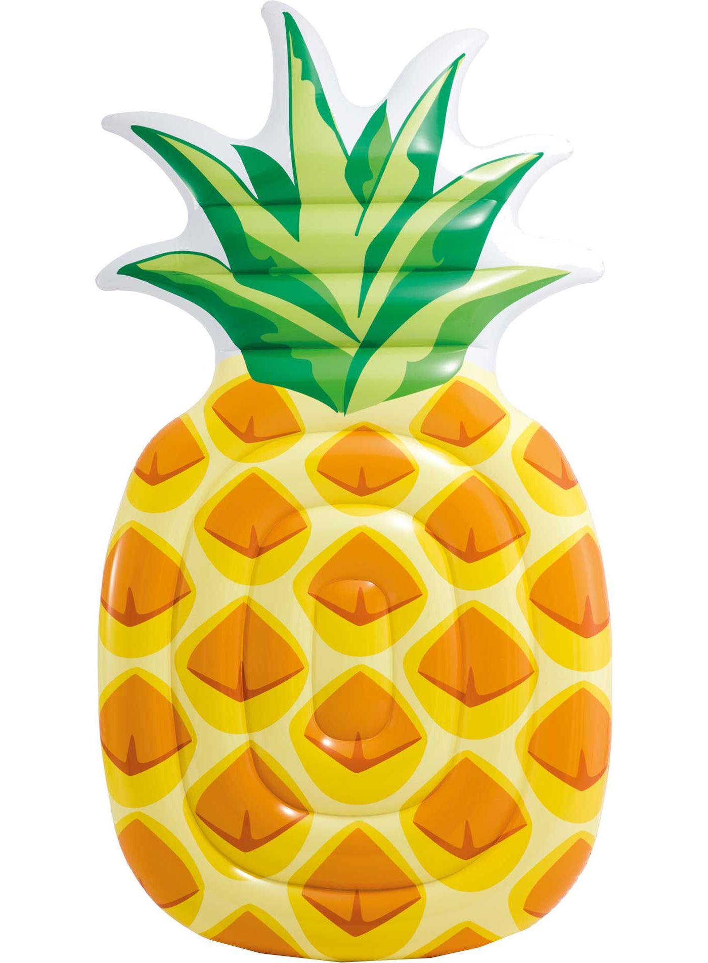 Intex Pineapple Inflatable Pool Mat