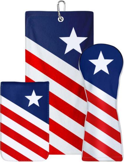 Izzo Golf Patriotic Gift Set