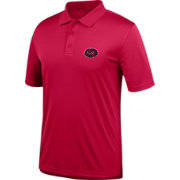 Top of the World Men's Temple Owls Cherry Spector Polo