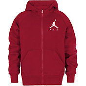 Jordan Boys' Jumpman Fleece Zip Hoodie