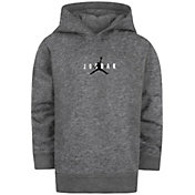 Jordan Boys' Air Jumpman Lightweight Pullover Hoodie