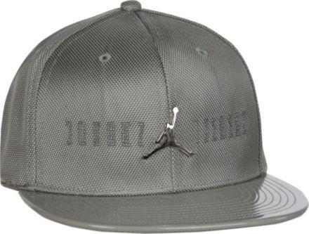 0af358fd jordan metal jumpman cap; jordan boys 11 snapback hat