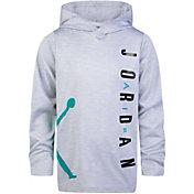 Jordan Boys' Air Lightweight Pullover Hoodie