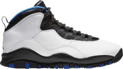 superior quality b0099 c53a9 Jordan Men s Air Jordan 10 Retro Basketball Shoes