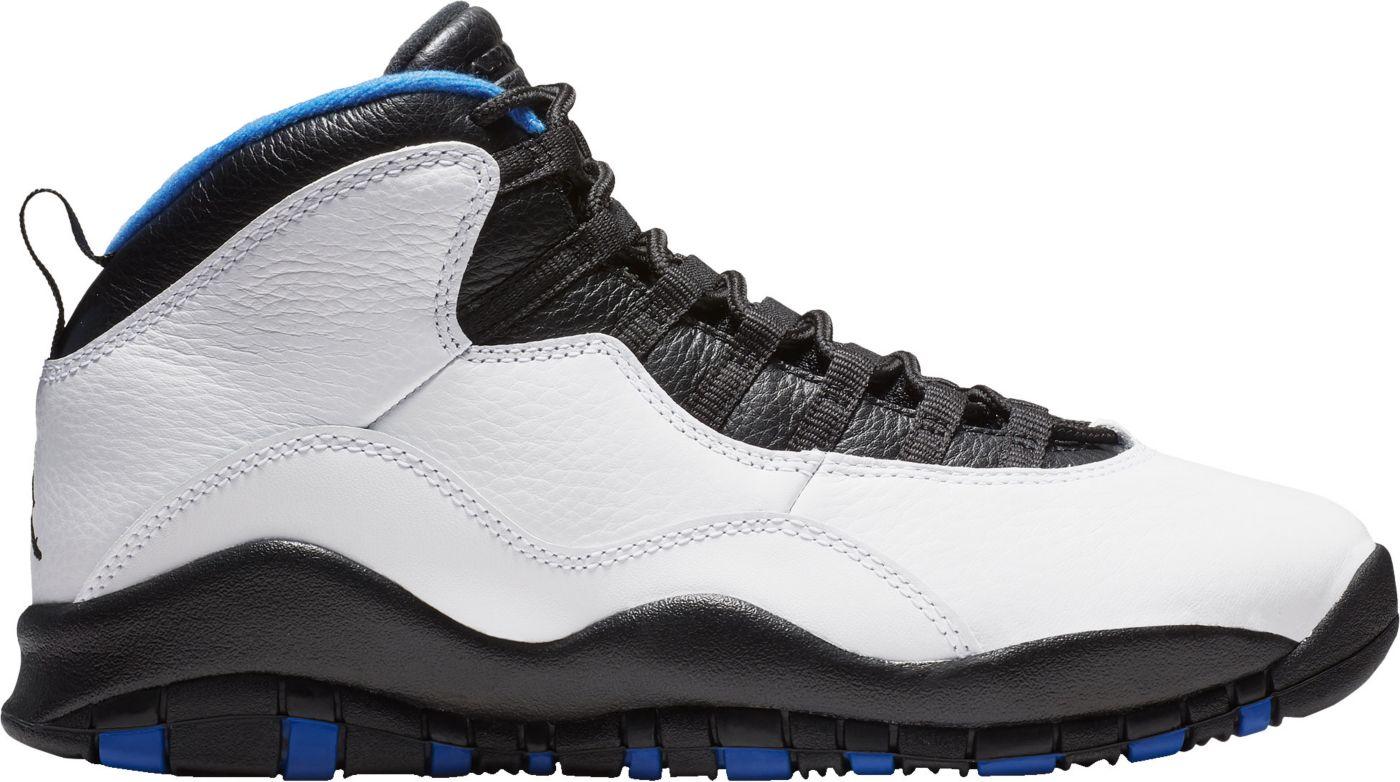 Jordan Air Jordan 10 Retro Basketball Shoes