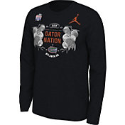 Jordan Men's Florida Gators 2018 Chick-Fil-A Peach Bowl Bound Long Sleeve Tee