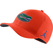 Jordan Men's Florida Gators Orange Aerobill Classic99 Football Sideline Hat