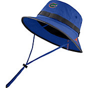 Jordan Men's Florida Gators Blue Dri-FIT Sideline Bucket Hat