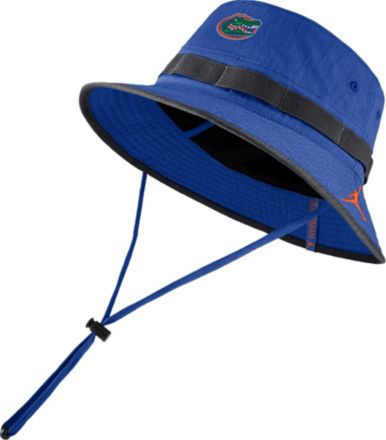innovative design 922f7 fc90d Jordan Men  39 s Florida Gators Blue Dri-FIT Sideline Bucket Hat