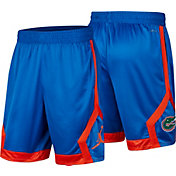 Jordan Men's Florida Gators Blue Knit Shorts