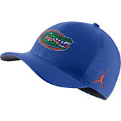 Jordan Men's Florida Gators Blue Aerobill Classic99 Football Sideline Hat