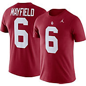 Jordan Men's Oklahoma Sooners Baker Mayfield #6 Crimson Future Star Replica Football Jersey T-Shirt