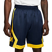 906efc2a1f6 Product Image · Jordan Men's Michigan Wolverines Blue Knit Shorts