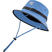 Jordan Men's North Carolina Tar Heels Carolina Blue Dri-FIT Sideline Bucket Hat