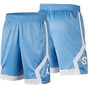 Jordan Men's North Carolina Tar Heels Carolina Blue Knit Shorts