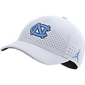 Jordan Men's North Carolina Tar Heels Legacy91 Adjustable White Hat