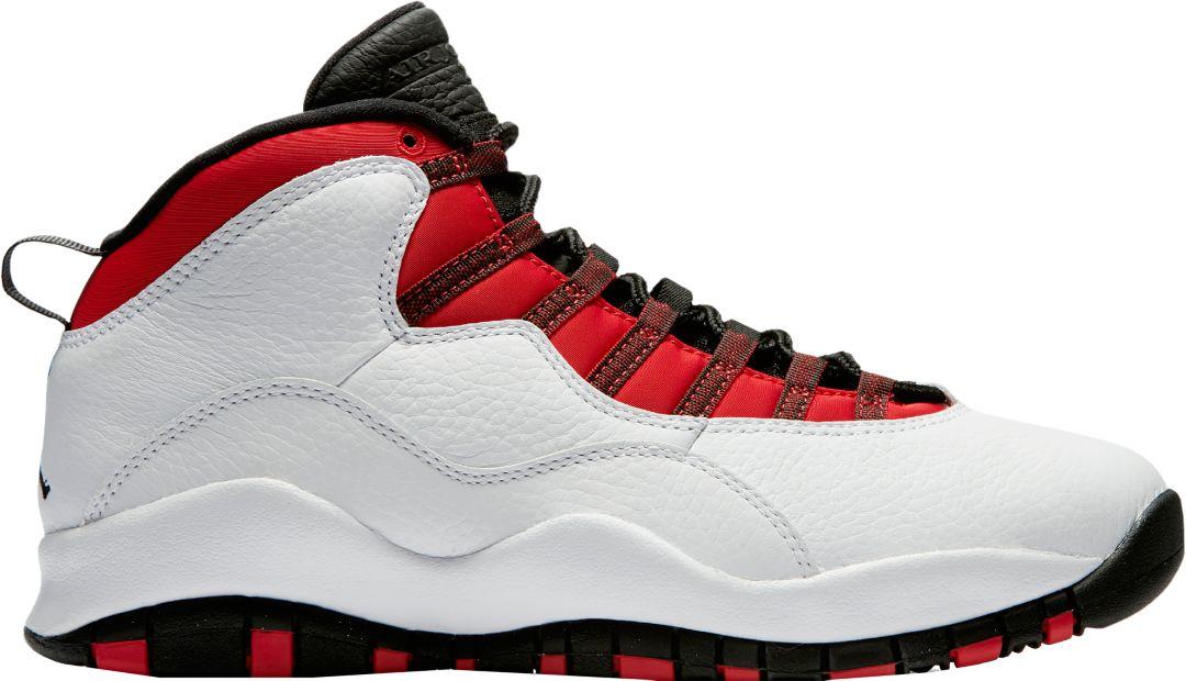 brand new 911ab 2bf67 Jordan Air Jordan 10 Retro Basketball Shoes