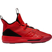 fc0b89274bec Product Image · Nike Men s Air Jordan XXXIII Basketball Shoes · Red Black