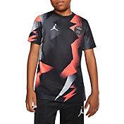 Nike Youth Paris Saint-Germain '19 Away Prematch Performance Shirt