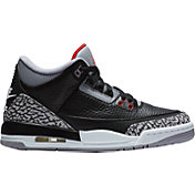 Jordan Kids' Grade School Air Jordan 3 Retro Basketball Shoes