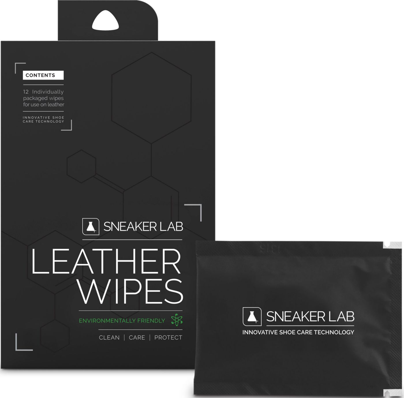 Sneaker Lab Leather Shoe Wipes