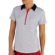 Jofit Women's Zip Golf Polo