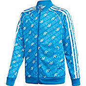 adidas Originals Boys' Printed Track Jacket