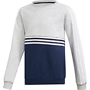 adidas Originals Boys' Authentics Crew Sweatshirt