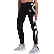 adidas Originals Girls' 3-Stripes Leggings