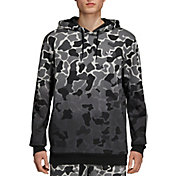 adidas Originals Men's Camouflage Dip-Dyed Hoodie