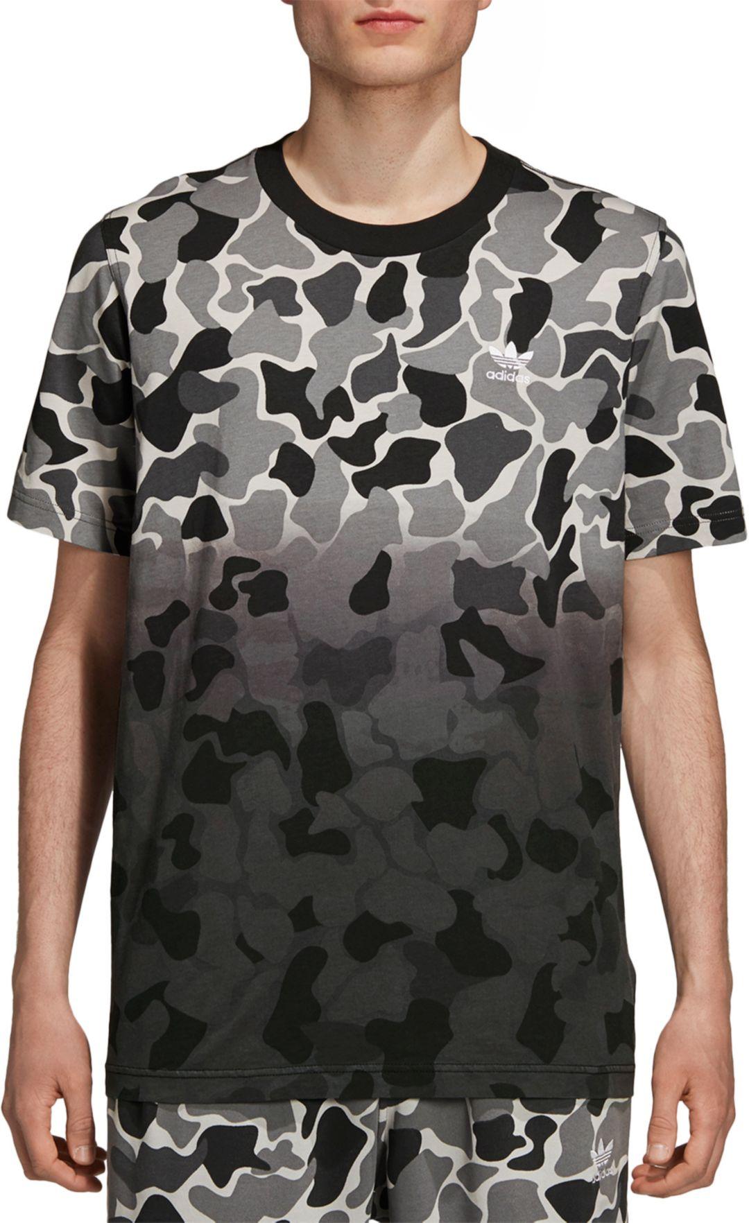 adidas Camo T Shirt