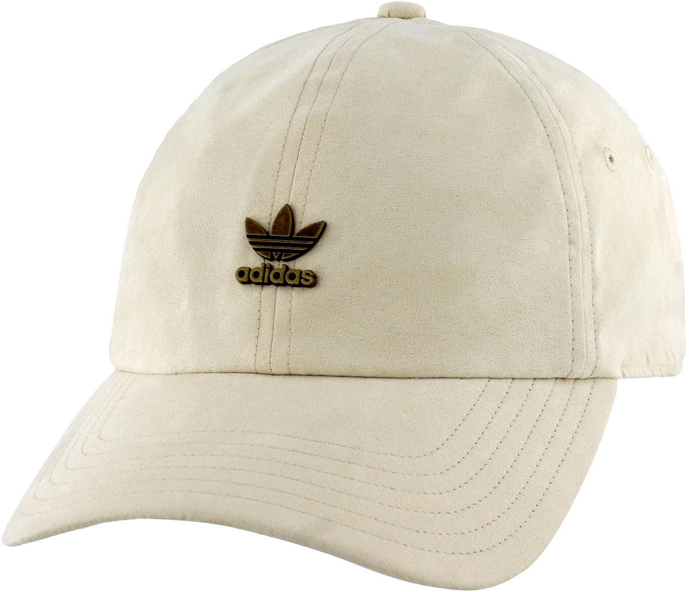 adidas Originals Men's Relaxed Metal Strapback Hat
