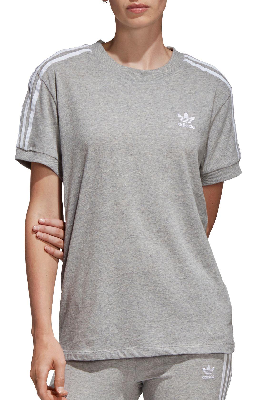 adidas Women's 3 Stripes T Shirt