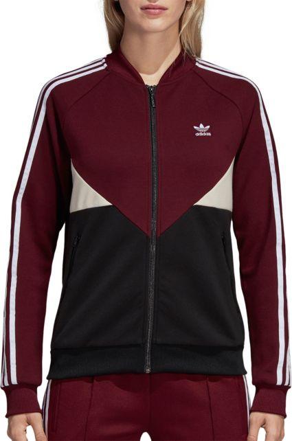 new arrival 07432 632c7 adidas Originals Women s CLRDO SST Track Jacket. noImageFound
