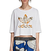 adidas Originals Women's Crop Top T-Shirt