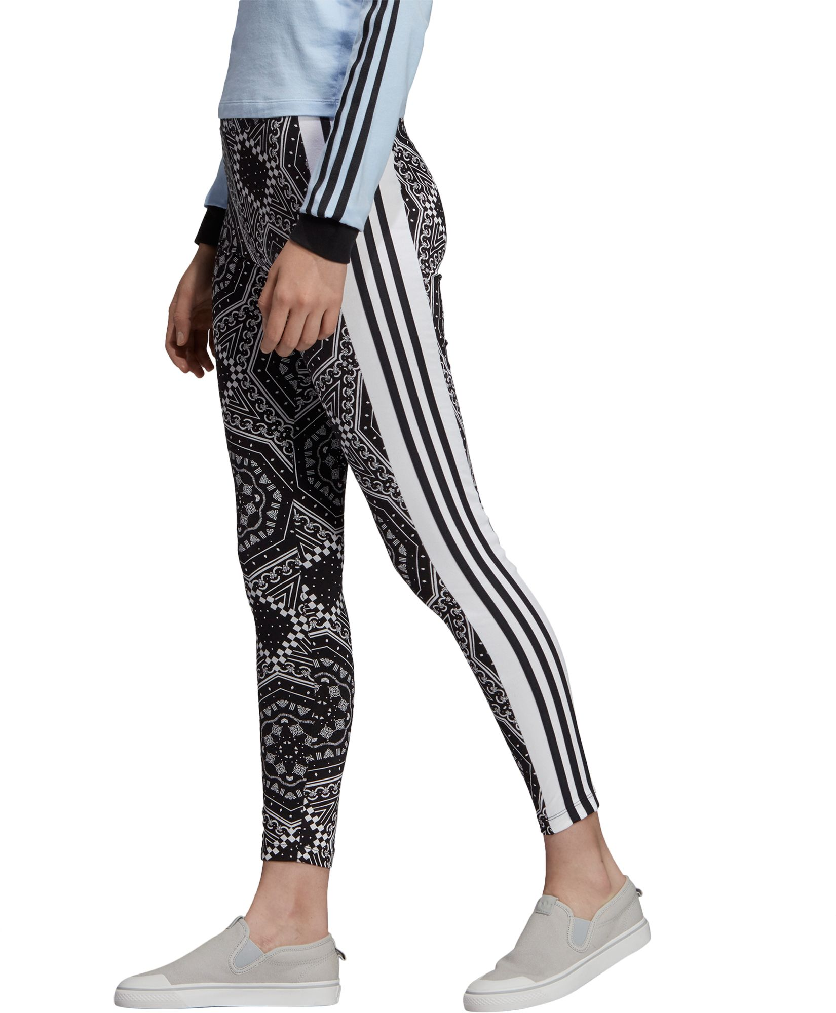 09d15cee7fadc6 adidas Originals Women's Printed Tights | DICK'S Sporting ...