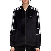 adidas Originals Velvet Track Jacket