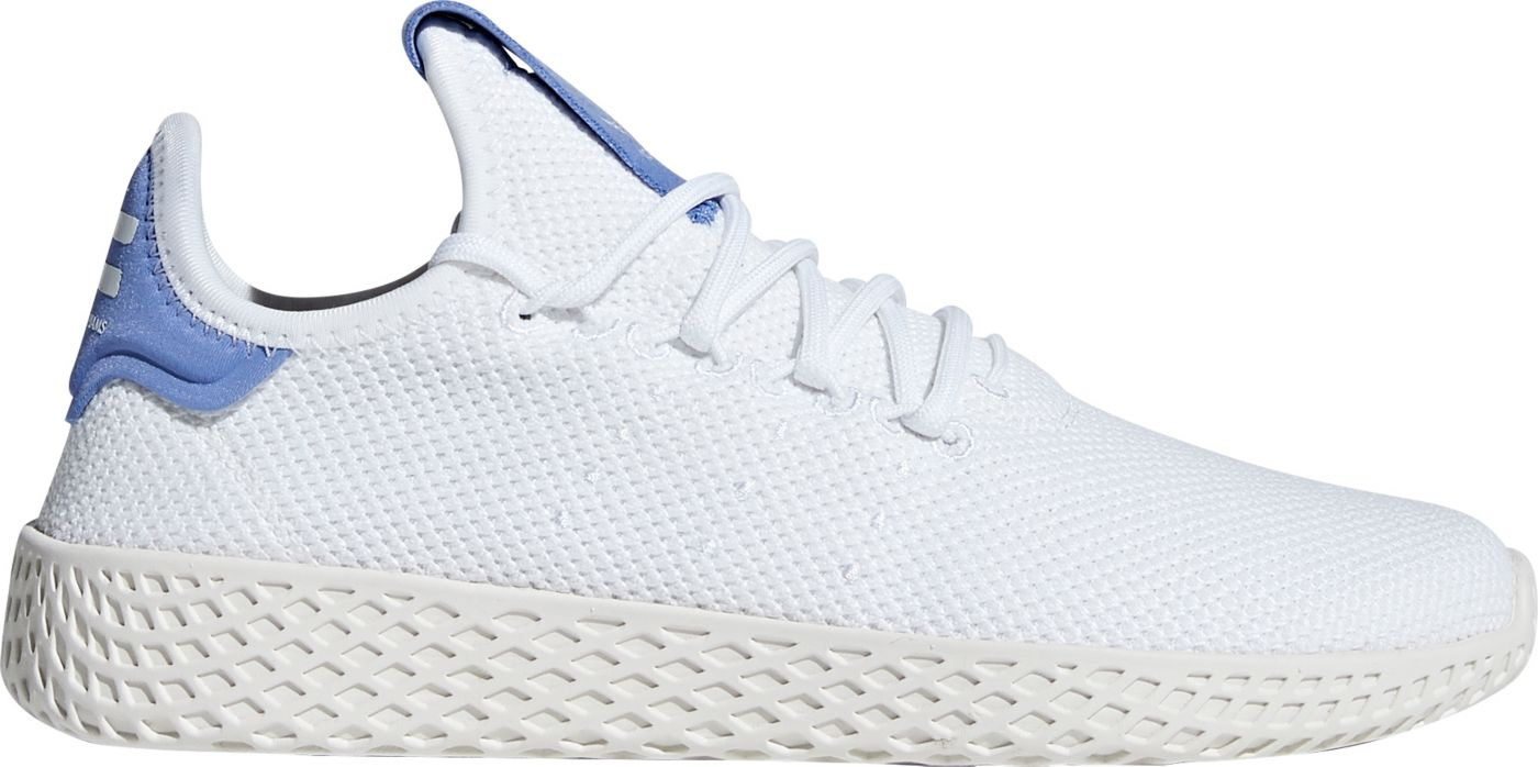 adidas Originals Kids' Grade School Pharrell Williams Hu Tennis Shoes
