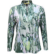 Jamie Sadock Women's Galleria Print Golf Top