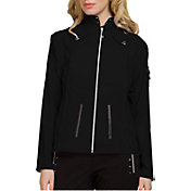 Jamie Sadock Women's Airwear Golf Jacket with Zip Off Sleeves