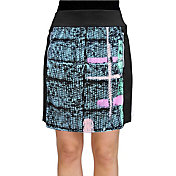Jamie Sadock Women's Mad Plaid Golf Skort