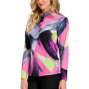 Jamie Sadock Women's Nori Print Golf Top