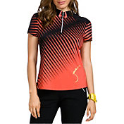 Jamie Sadock Women's ¼ Zip Golf Top