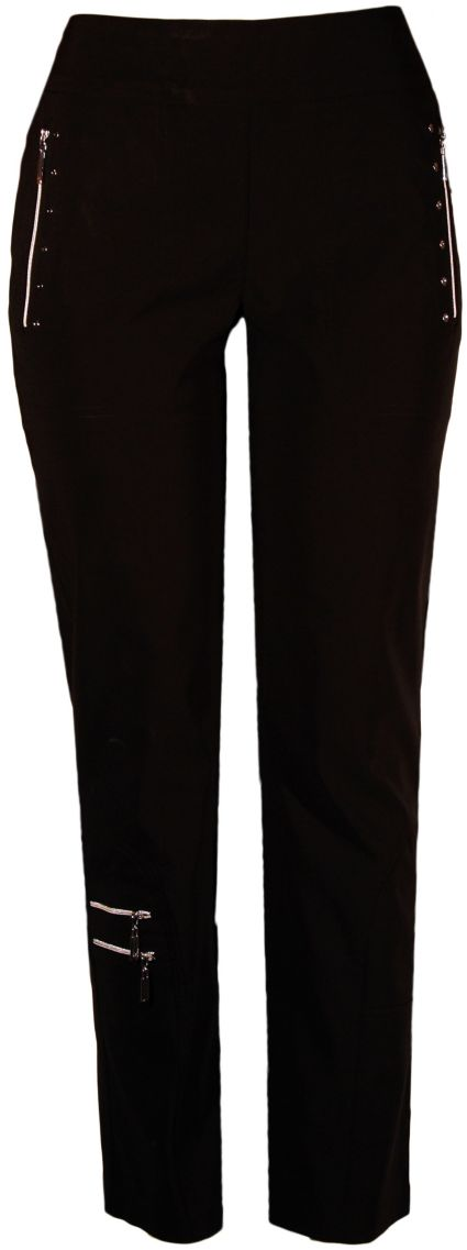 Jamie Sadock Women's Skinnyliscious Zipper Ankle Pants